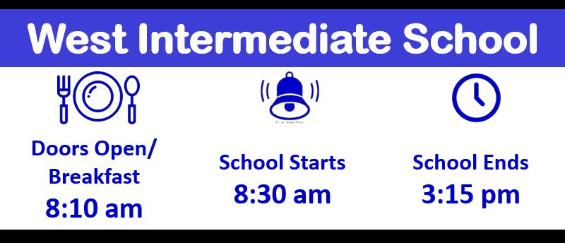 SMIS start/ end times
